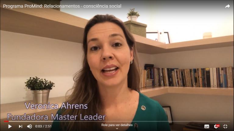 Programa ProMind: Relacionamentos – Consciência Social